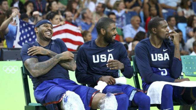 La NBA no cederá a sus estrellas para las ventanas de clasificación de la FIBA