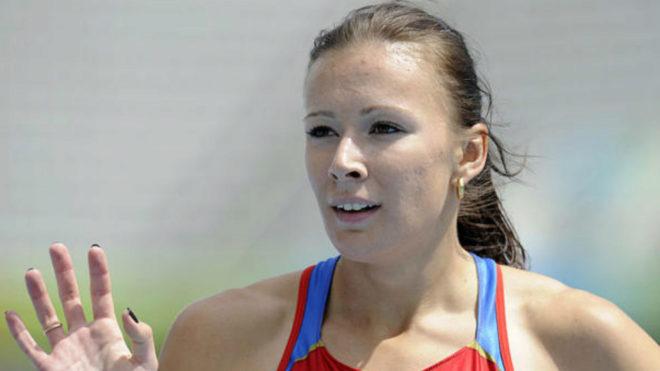 Yulia Chermoshanskaya.