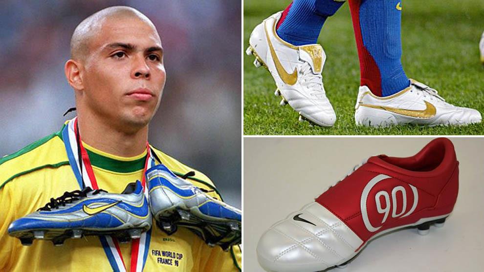 45a3068481 15 botas de fútbol que marcaron tu infancia - La marca deportiva ...