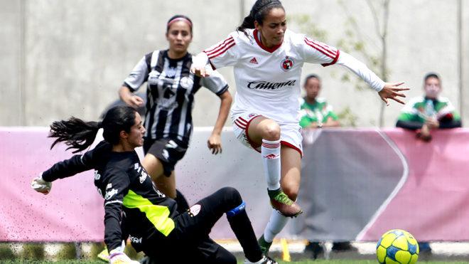 Fútbol Femenil  La FIFA y Concacaf destacan la Copa Femenil en ... fa36169c5d250