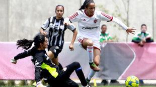 México tendrá a su primer equipo femenil campeón de la Copa este...