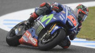 Maverick, en el Circuito de Jerez.