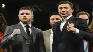Sa�l 'Canelo' �lvarez y Gennady Golvkin pelear�n el 16 de...