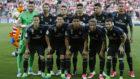 El once del Madrid en Granada