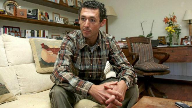 Roberto Heras en una entrevista con MARCA en 2007.