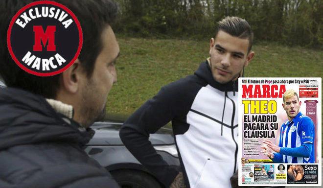 """""""Real Madrid"""" Teo Ernandezni rasman Qirol kubogi finalidan so'ng sotib olganini e'lon qiladi."""
