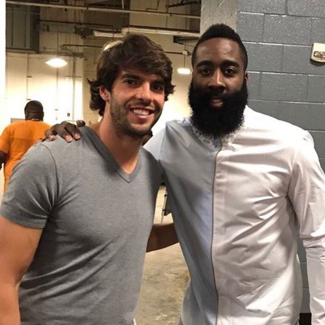 ¿Cuánto mide James Harden? - Real height 14942671617558