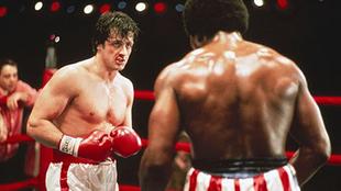El ex boxeador  Chuck Wepner inspir� a Stallone para crear a Rocky...