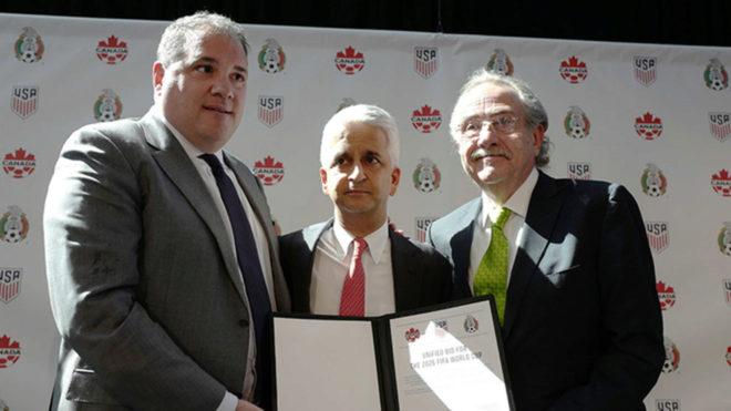 Candidatura de Concacaf será revisada en el Congreso de FIFA.