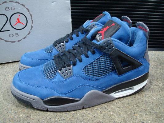Air Jordan IV Retro Eminem - 4.500.