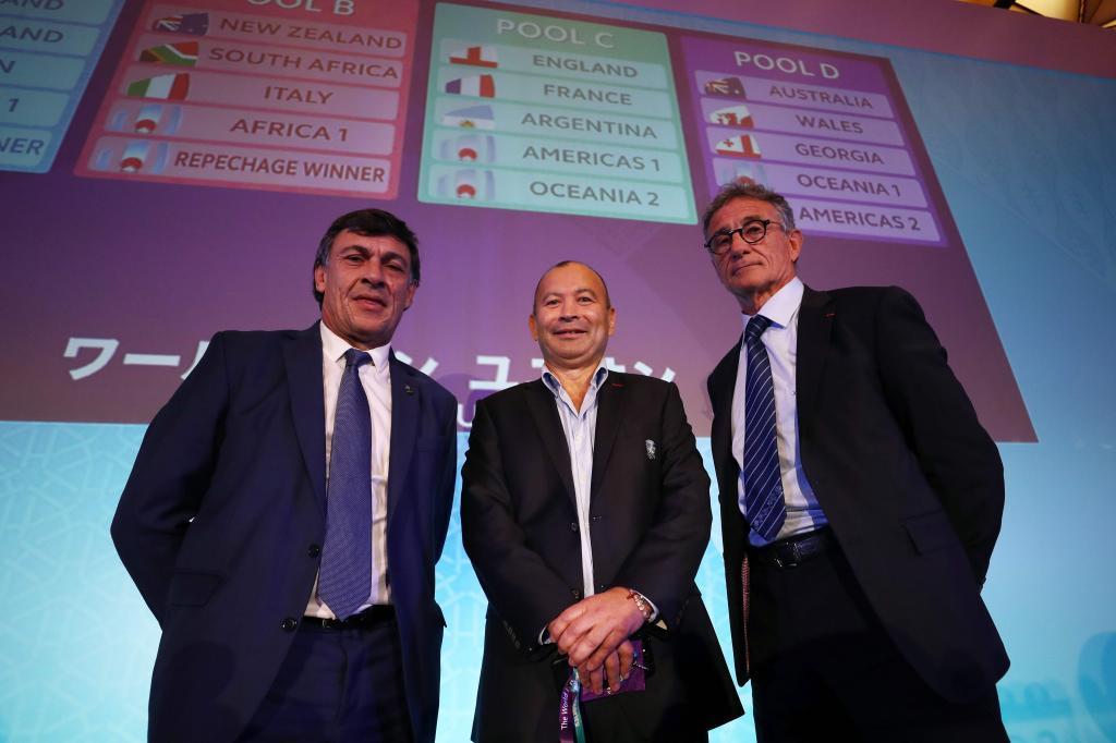 Inglaterra, Francia Y Argentina, El 'grupo De La Muerte
