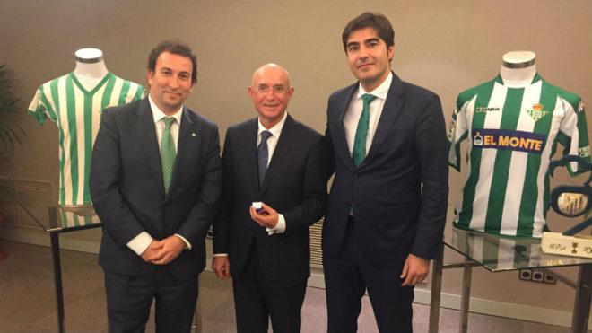 Serra Ferrer, con Catalán y Haro