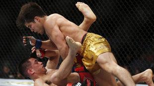 Cejudo tendrá su sexto combate en la UFC