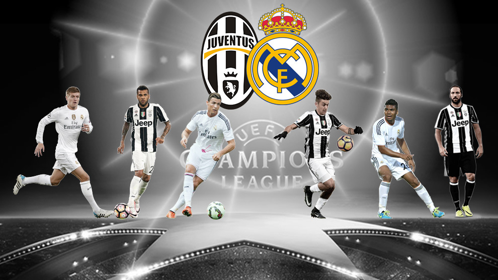Champions League  Juventus vs Real Madrid  ¿En qué destacan sus ... 25ec13b4fbd6f