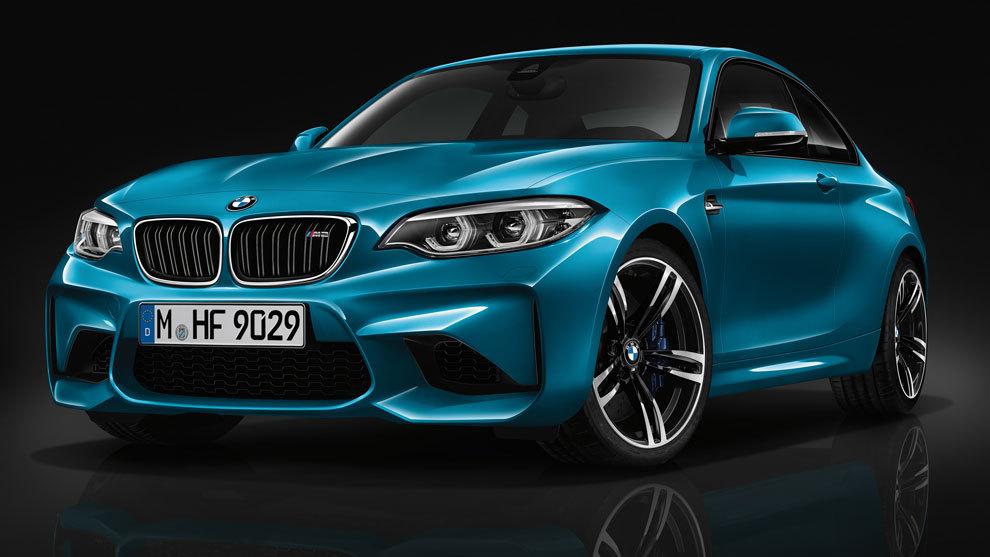 Nuevo look para los BMW Serie 2 Coupé y Cabrio y el M2