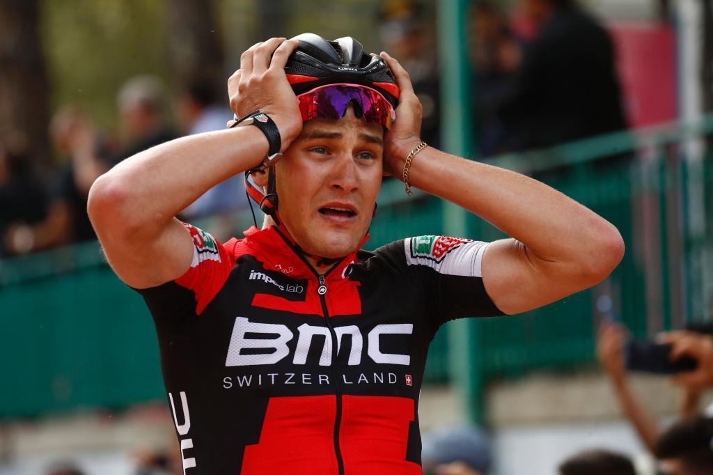 Silvan Dillier logró la primera victoria de su carrera en una gran...
