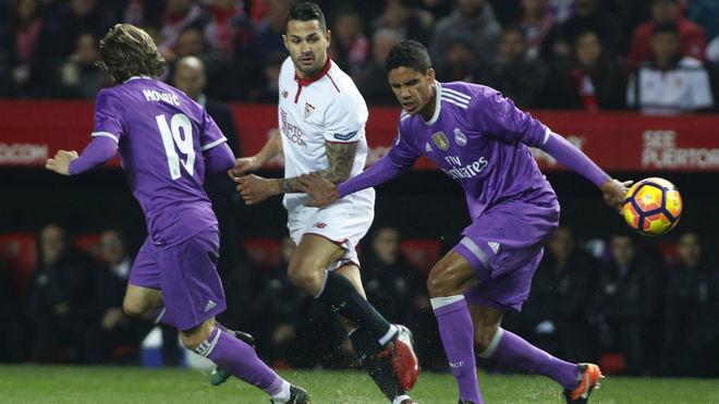 Sevilla vitolo espera jugar ante el madrid for Madrid sevilla marca