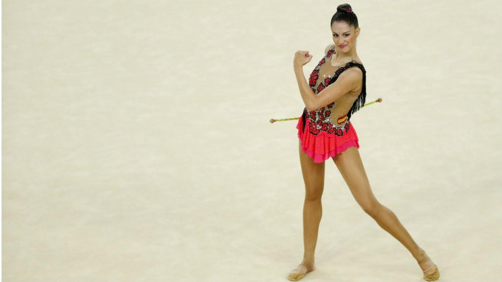 Carolina Rodríguez en los Juegos Olímpicos de Río