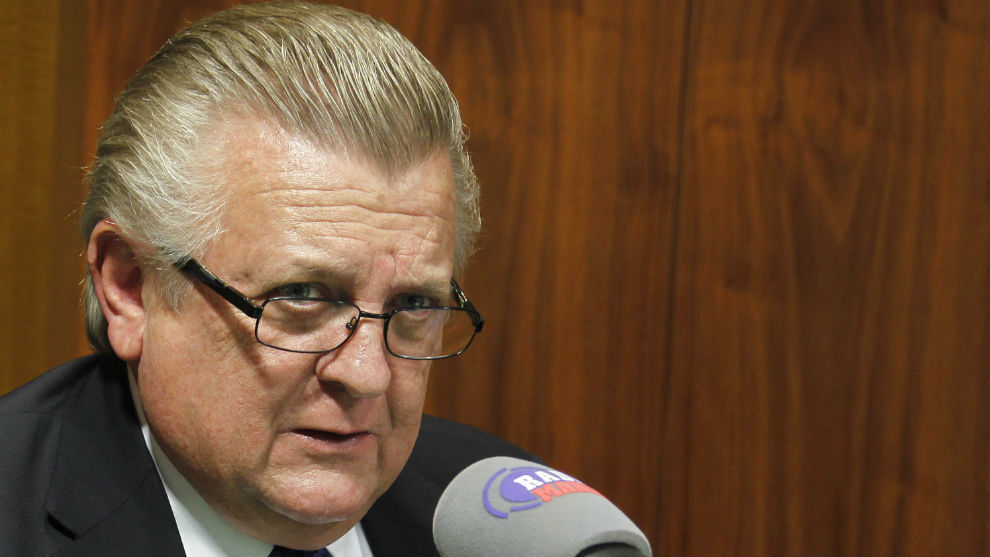 Pedro Cortés, ex-presidente del Valencia Club de Fútbol