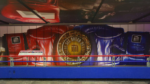 Se inaugura la Estaci�n del Box Garibaldi/Lagunilla  para apreciar a...