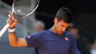 "Novak Djokovic: ""Rafa ha sido hoy mejor que yo"""
