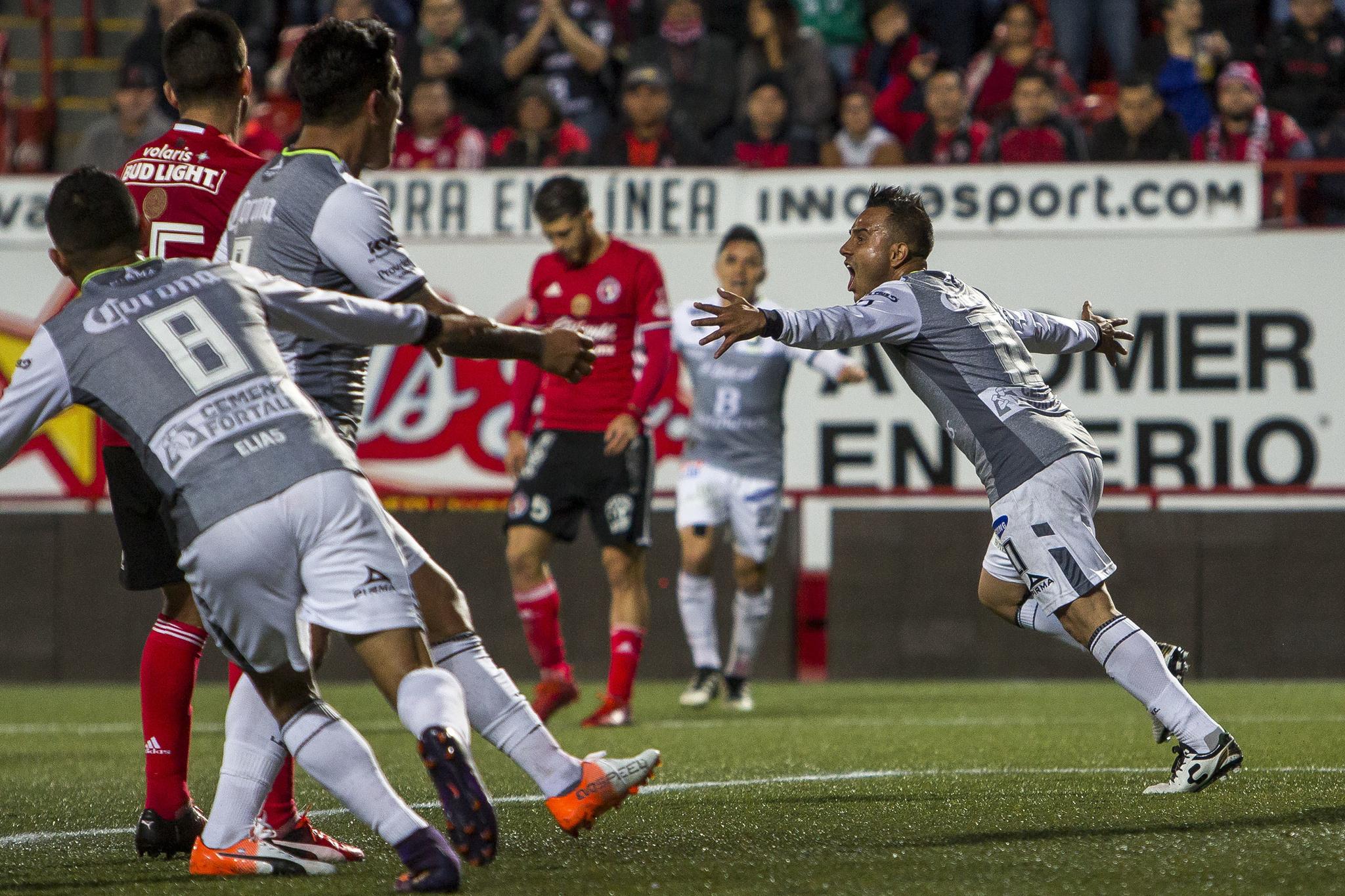 Luis Montes terminó con la esperanza de Tijuana en el Apertura 2016.