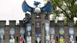Cardiff ya se prepara para la final de la Champions