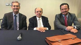 Javier Salinas tomará el cargo de Plinio Escalante al final de la...