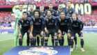 El once del Real Madrid en el Calder�n