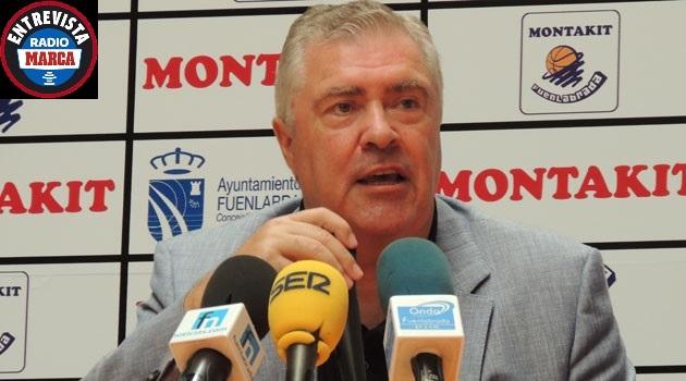 José Quintana en rueda de prensa