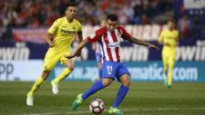 Correa ante el Atl�tico de Madrid