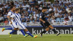 Week 1 (Real Sociedad 0-3 Real Madrid)