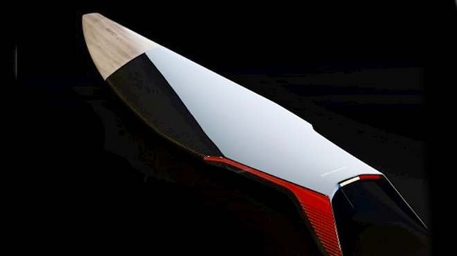Peugeot Design Lab GTi Surfboard