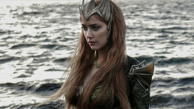 Amber Heard en 'Aquaman'