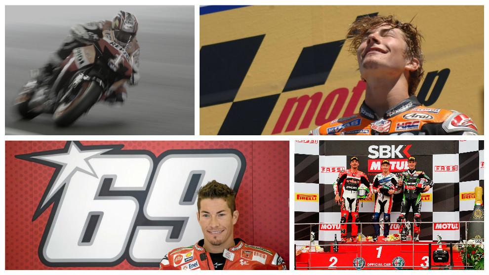 Las mejores imágenes de la carrera de Nicky Hayden