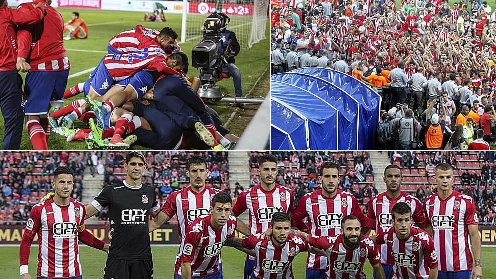 Es el momento del Girona: de la decepción de hace dos años al...