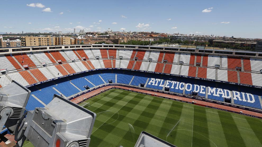 Reportaje de MARCA sobre el estadio Vicente Calderón