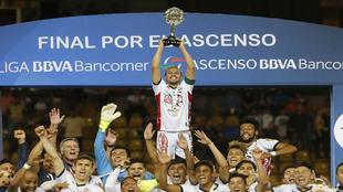 Los Lobos son los campeones de ascenso 2016-2017.