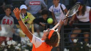 Zverev levanta los brazos