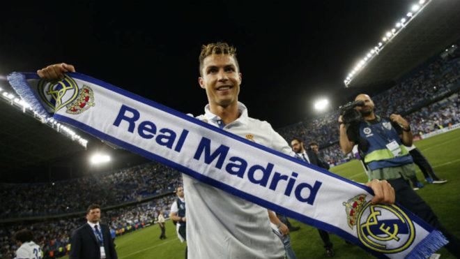 Real Madrid  La Liga acerca a Cristiano Ronaldo a su quinto Balón de ... 49b4224028a