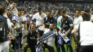 El Madrid de los récords
