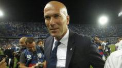 La Liga de Zidane, el coleccionista de títulos