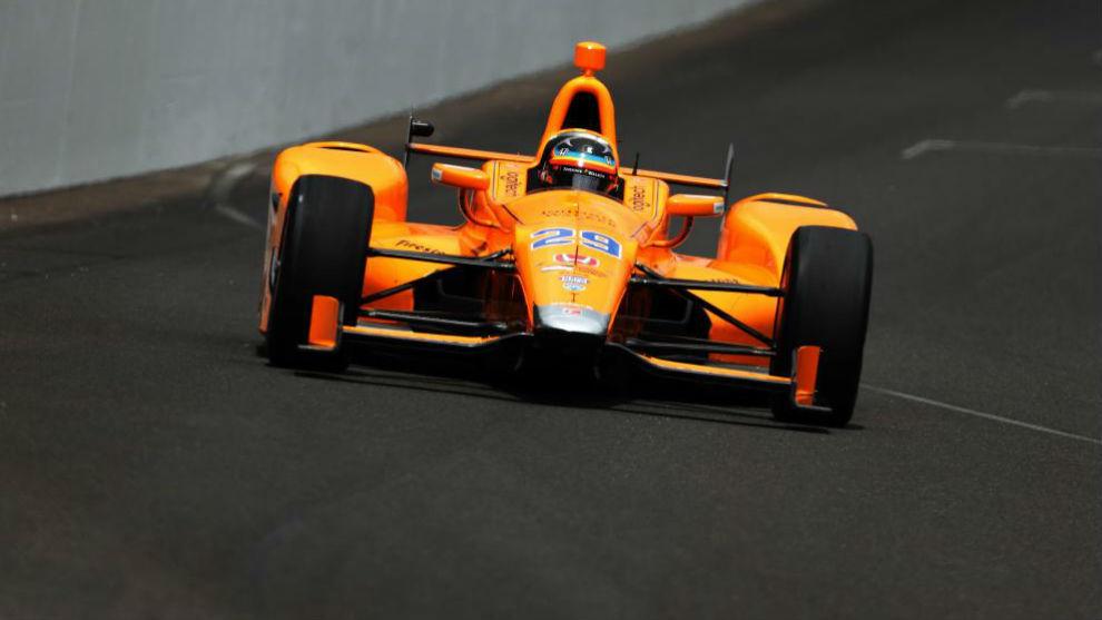 Resultado de imagen de Alonso gana más de 270.000 euros por las 500 Millas de Indianápolis