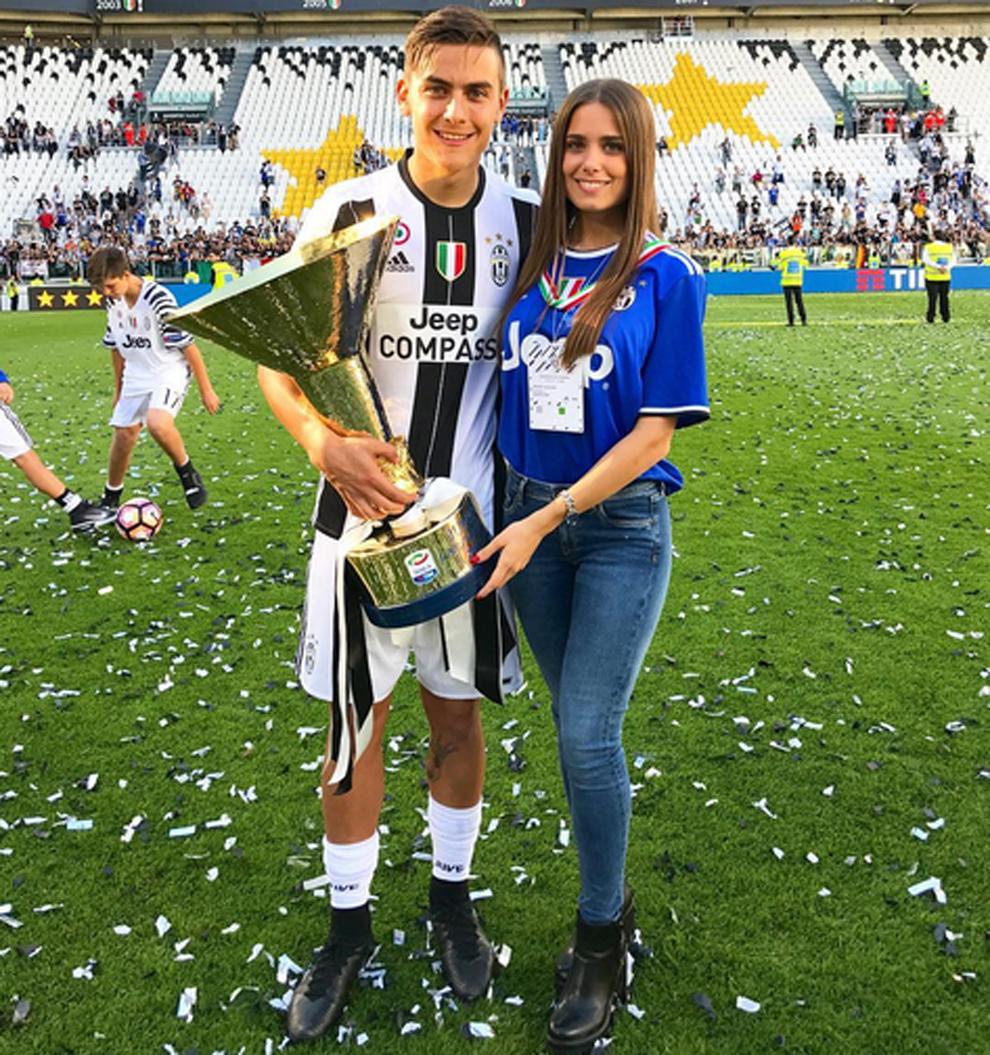 Final Champions 2017: Antonella cavalieri, prometida de dybala | MARCA.com