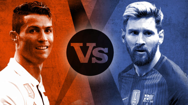 Cristiano Ronaldo vs Messi: Goals and statistics | MARCA in English