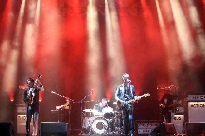 Franz Ferdinand actuará en Festival O Son do Camiño o en el Mad Cool