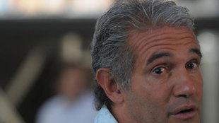 Jorge Burruchaga será el nuevo manager de Argentina