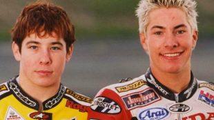 Roger Lee Hayden, con Nicky.