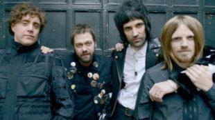 La banda británica Kasabian