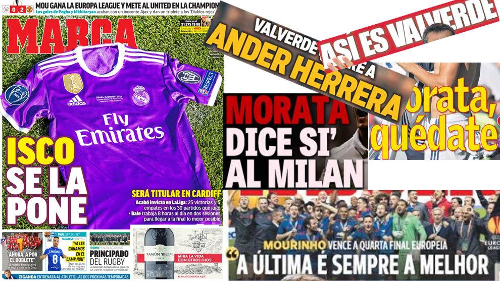 press review where will morata end up   foto 1 de 7